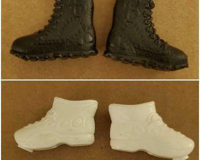 Doll boots (flat foot)