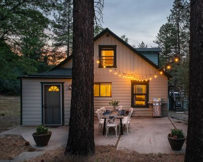 Cougar Lodge by Avantstay Private Character Cabin in Big Bear w/ Large Patio - Moonridge