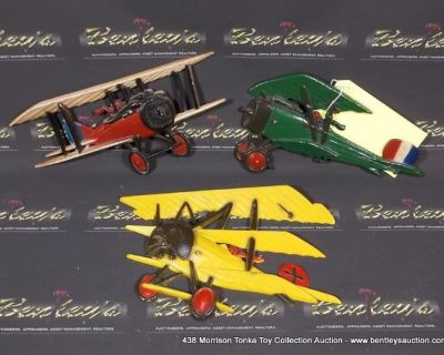 Toys-Tonka & Collectibles Online Auction