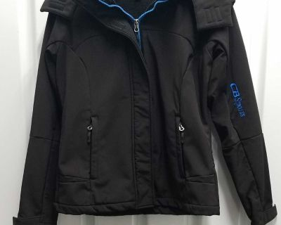 CBSports Hooded jacket, Size S