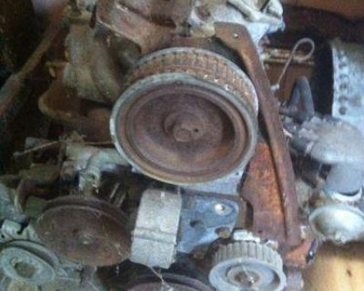 Fiat X1/9 Parts And 2 Cars