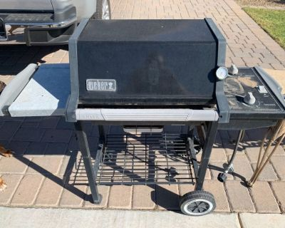 Free BBQ and Sofa Table
