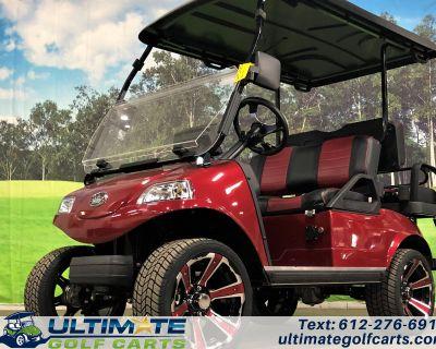 2021 Evolution EV Classic 4 AC Plus Electric Golf Carts Rogers, MN