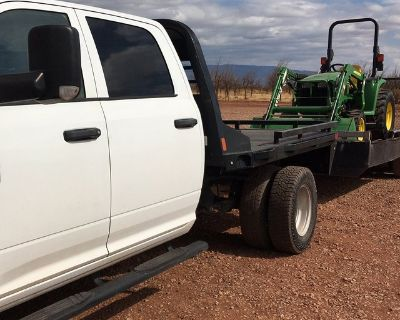 PROPERTY OR ACREAGE CLEANUP, TRACTOR WORK