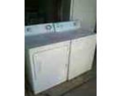 Whirlpool Washer Ge Dryer Set Free Delivery