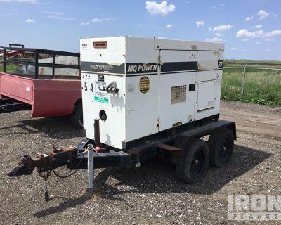 Multiquip DCA-70SSJU 70 kVA Mobile Gen Set