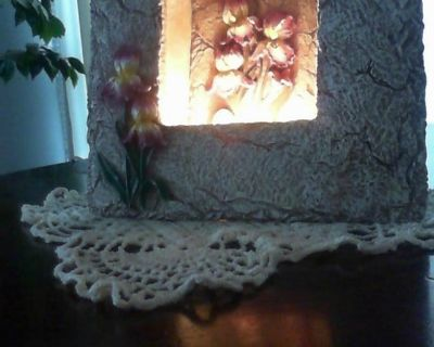 Picture frame night light