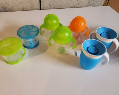 Cups and food holders