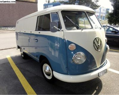 [WTB] VW Splitwindow Westfalia/Doubledoor/Crewcab.....
