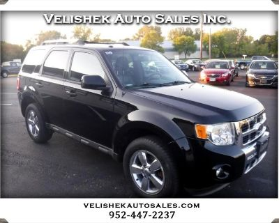 Used 2009 Ford Escape Limited FWD V6