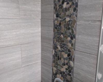 Remodeling Bathrooms Floors & paint