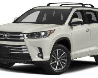 2017 Toyota Highlander XLE