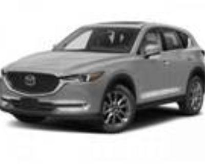 2021 Mazda CX-5 Silver, 45 miles