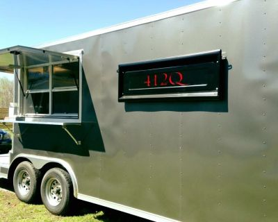 7' x 26' Anvil Mobile Kitchen for Sale in Virginia Beach