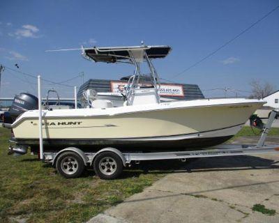 2010 Sea Hunt Ultra 210