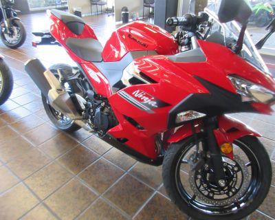 2021 Kawasaki Ninja 400 Sport Sacramento, CA