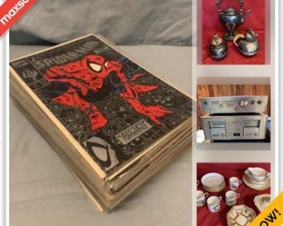 Woodland Hills Estate Sale Online Auction - Lubao Avenue