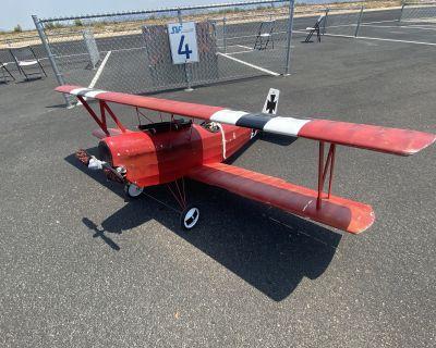 1/3 scale Bud Nosen Gere Sport Fokker