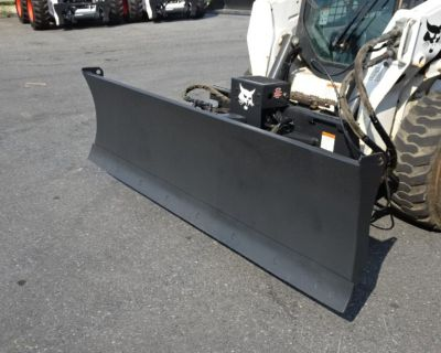 """2004 Bobcat 90"""" 6-Way Dozer Blade - Electric-Over-Hydraulic Controls - Reversible Cutting Edge - EXCELLENT CONDITION"""