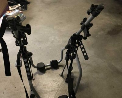 Yakima Mighty Joe bike car rack
