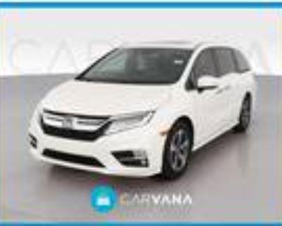 2019 Honda Odyssey White, 14K miles