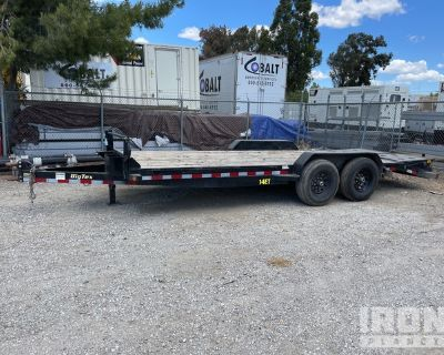 2019 (unverified) Big Tex 14ET-20BK-MR T/A Utility Trailer
