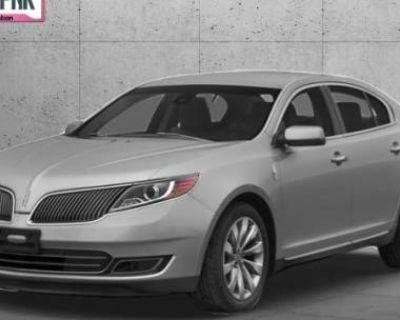 2014 Lincoln MKS Standard