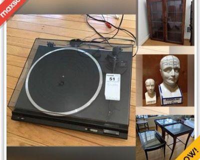 Ellicott City Downsizing Online Auction - Hawthorne RD