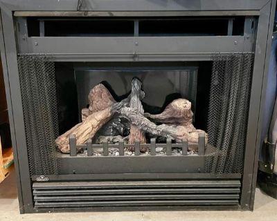 "Napoleon 36"" Vent Free Gas Fireplace GVF36"