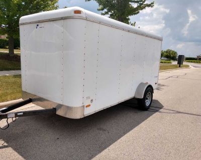 2007 Pace American Enclosed Trailer 6 x12