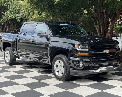 Certified Pre-Owned 2018 Chevrolet Silverado 1500 LT 4WD Pickup