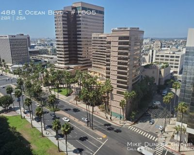 Updated Downtown LB Condo with Private Patio
