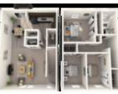 Ashton Brook - Three Bedroom Apartment Townhome
