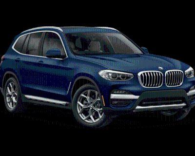 BMW X3 All Wheel Drive SAV - Offsite Location In-Transit