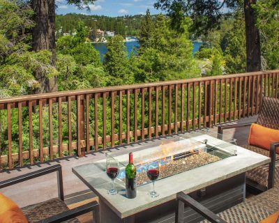 You Asked For The Best, Here It Is!! *Views *AC *Next to Village - Lake Arrowhead