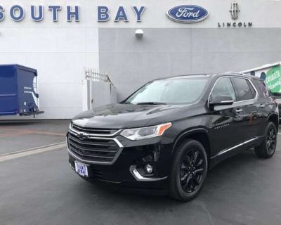 Used 2018 Chevrolet Traverse FWD 4dr
