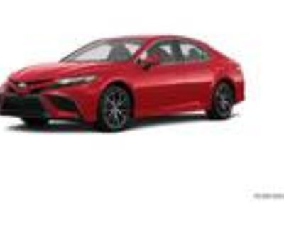 2021 Toyota Camry Red, 2920 miles