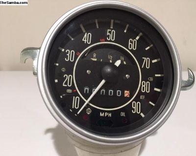 1970-71 Speedo Bug speedometer