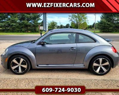 Used 2012 Volkswagen Beetle 2.0T Turbo Salvage Rebuildable Repairable