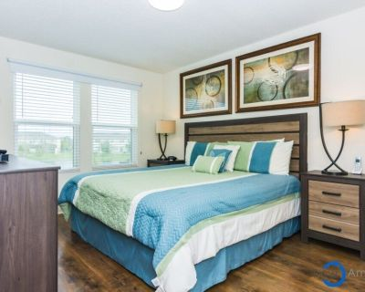 Urban 4 Bed 3.5 Bath Townhome - Perfect stay while exploring Orlando,Florida - Kissimmee