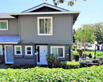 San Jose Entire Cosy3br/1.5bth townhouse for your Family/Business - Morrill