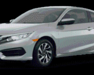 2017 Honda Civic LX-P