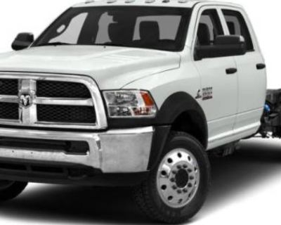 2018 Ram 4500 Tradesman