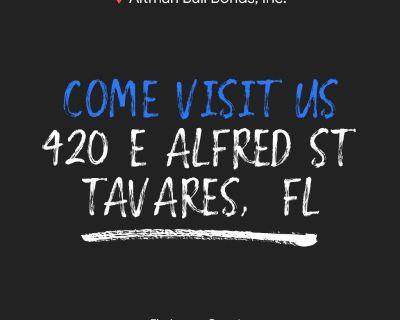 Bail Bonds Service Tavares FL