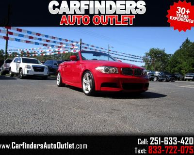 Used 2010 BMW 1 Series 2dr Conv 135i