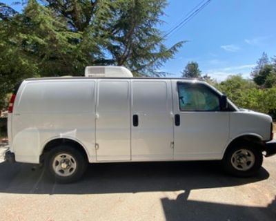 2008 Chevy Express Van - Full Converted