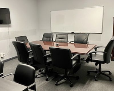 Private Office for 12 at The Muse Rooms