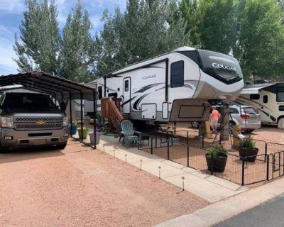 2021 Keystone Cougar 366 RSD 5th Wheel - Spc #195 - 55+ Lamplighter RV Resort