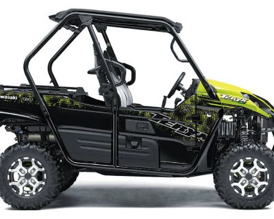 2021 Kawasaki Teryx LE Utility SxS Shawnee, KS