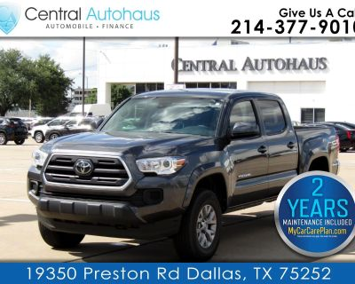 Used 2019 Toyota Tacoma 2WD TRD Off Road Double Cab 5' Bed V6 AT (Natl)